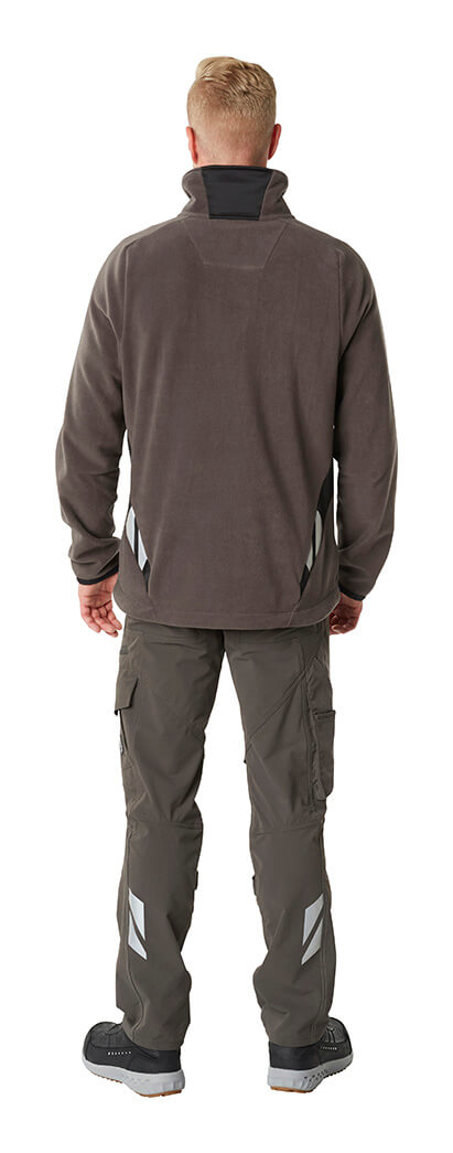 Grey - Work Pants & Jacket - MASCOT® ACCELERATE