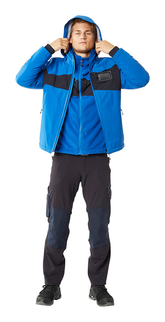 Jacket & Jumper Royal blue - Man - MASCOT® ACCELERATE