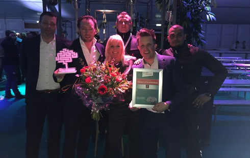 VSK Award 2018, the Netherlands