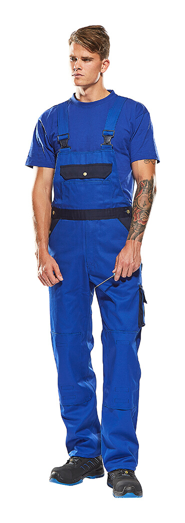 Model - Royal blue - Workwear - MASCOT® IMAGE
