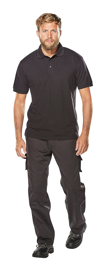 MACMICHAEL® Pants & Work Polo Shirt - Model