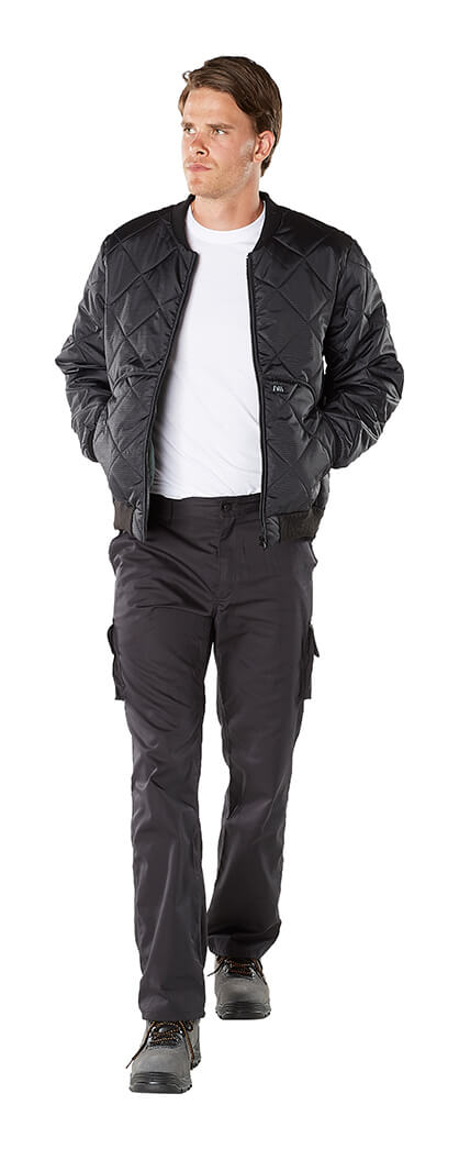 Model - Thermal Jacket & Service Pants - MACMICHAEL®