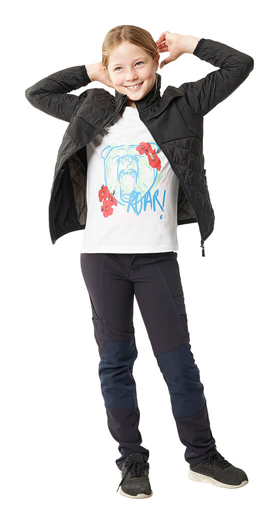 Jacket, T-shirt with Print & Pants - Child - MASCOT® ACCELERATE