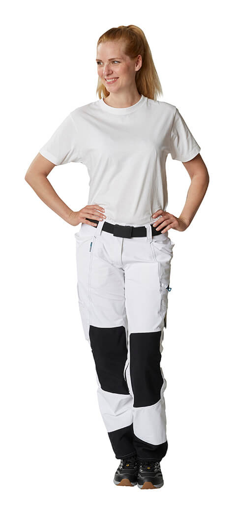 Model - MASCOT® ADVANCED Work pants for women