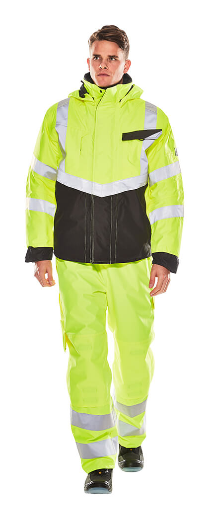 MASCOT® SAFE SUPREME Hi-vis Clothing - Model