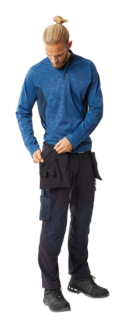 MASCOT® ACCELERATE Jumper & Pants with kneepad pockets and holster pockets  - Man