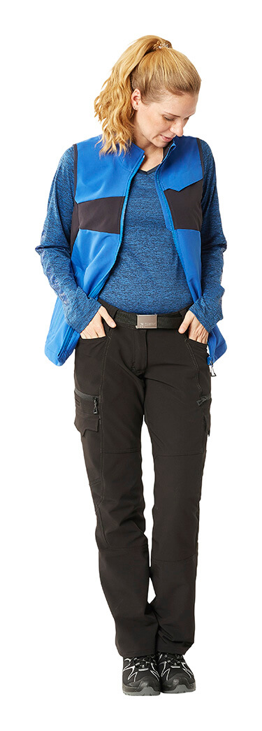 Gilet, T-shirt, long-sleeved & Work pants for women - Model - MASCOT® ACCELERATE