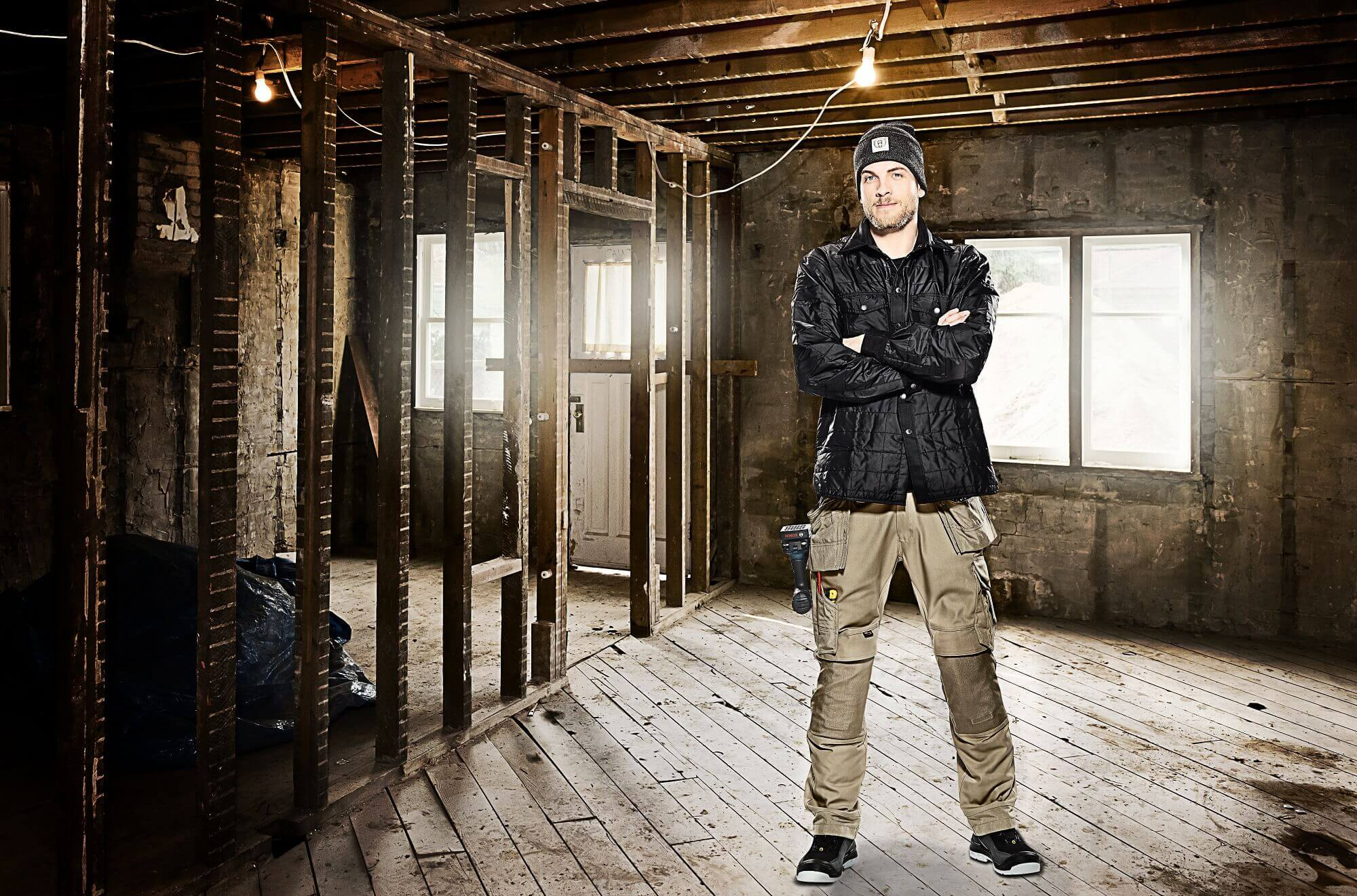 Thermal Jacket & Craftmen's Pants - MASCOT® HARDWEAR - Environment