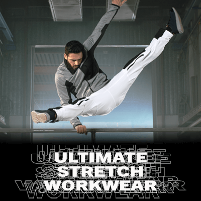 MASCOT ULTIMATE STRETCH - Work Pants