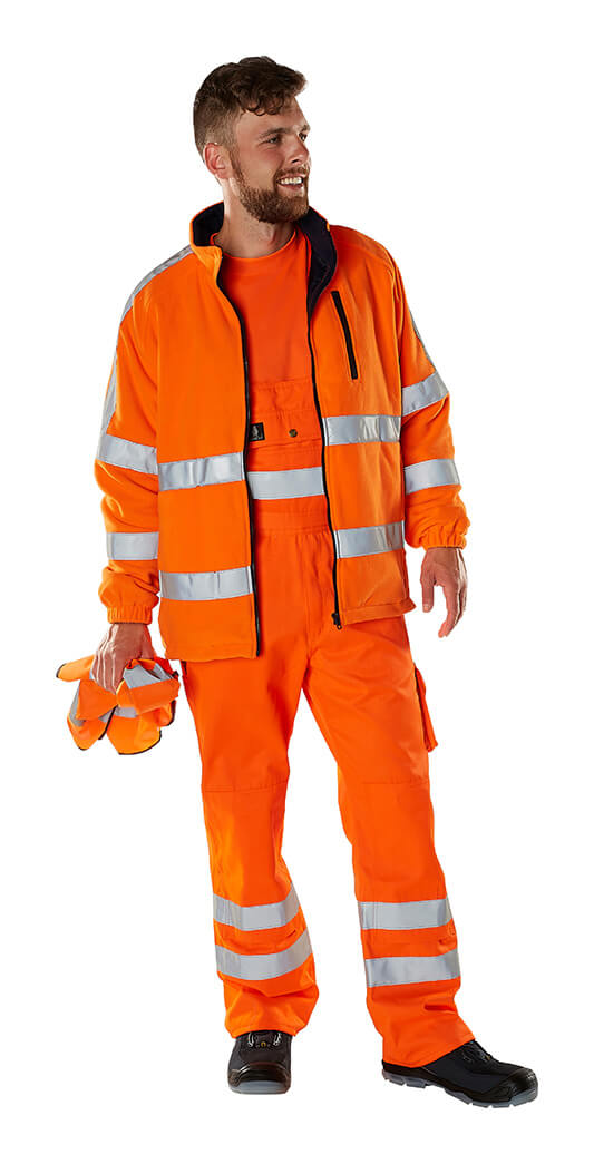 Work clothes - Fluorescent orange - MASCOT® SAFE ARCTIC - Model