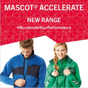 MASCOT® ACCELERATE Workwear - banner