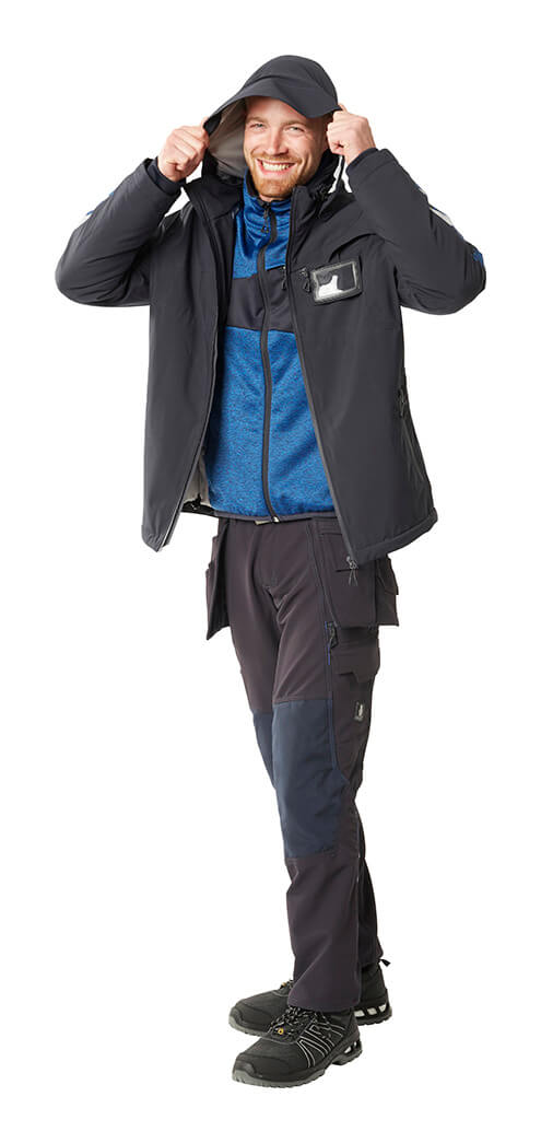 MASCOT® ACCELERATE Pants with kneepad pockets and holster pockets , Jacket & Jumper - Man