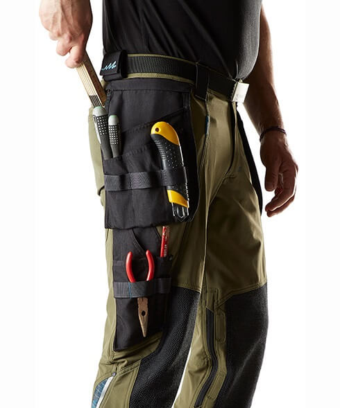 17031-311-33 Pants - Holster pockets