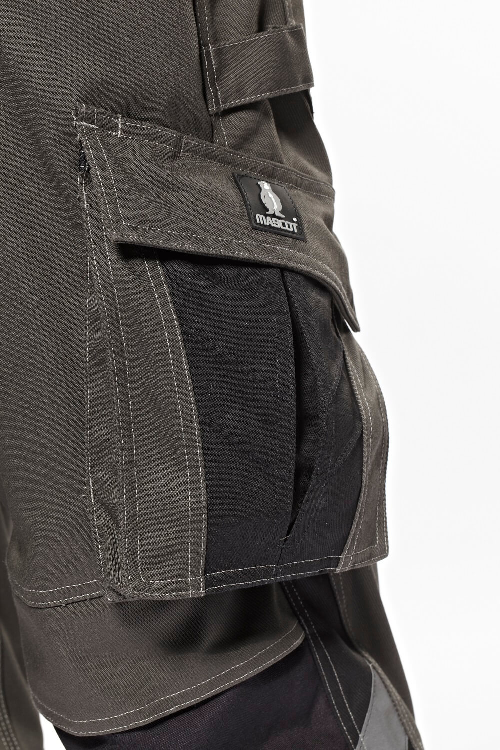 Thigh pocket. - Detail - MASCOT® UNIQUE