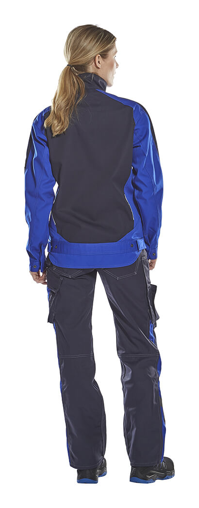 Jacket & Work Pants - Royal blue - Woman - MASCOT® UNIQUE