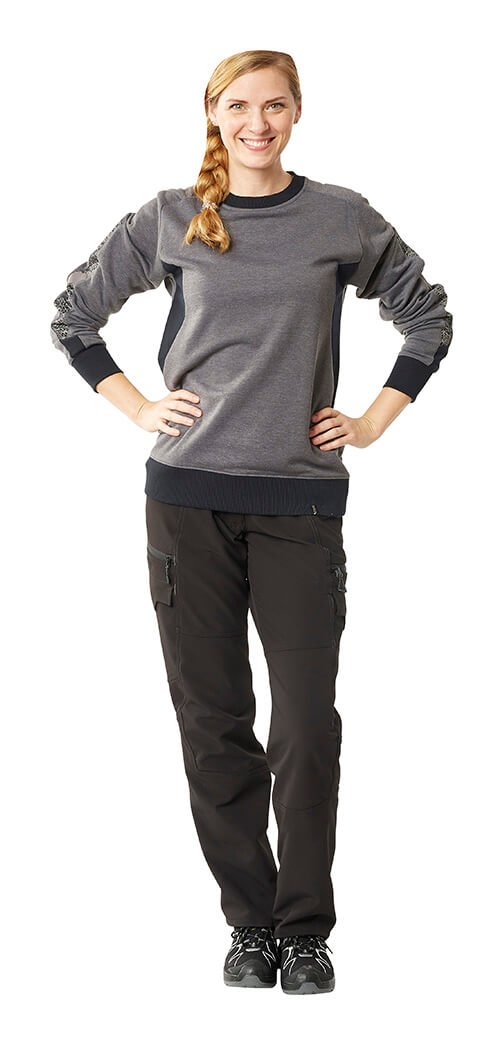 Grey & Black - MASCOT® ACCELERATE T-shirt for women & Pants