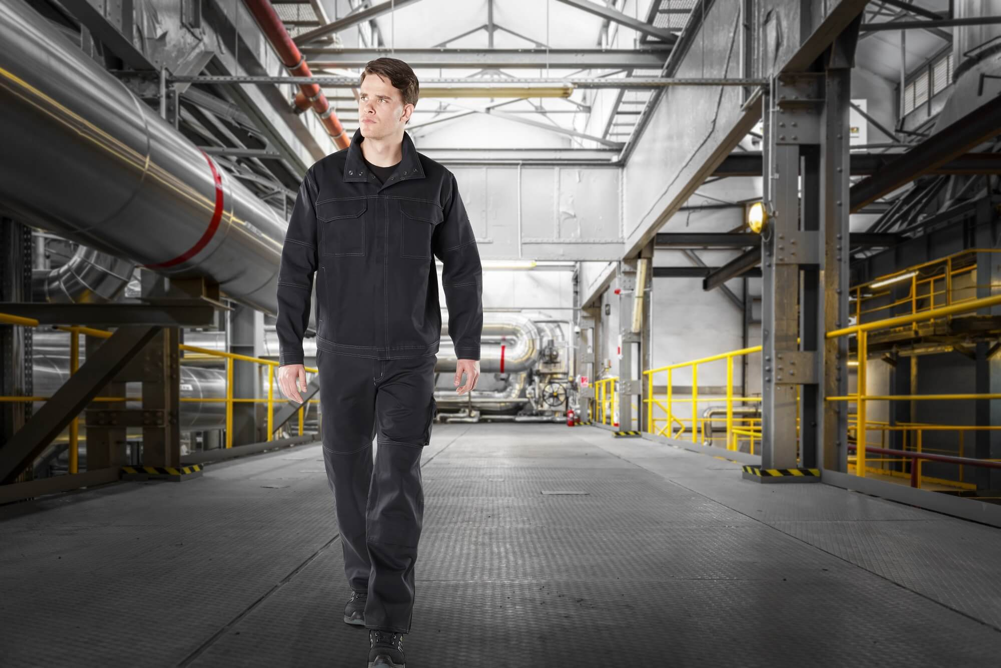 Industry - Work clothes - Environment