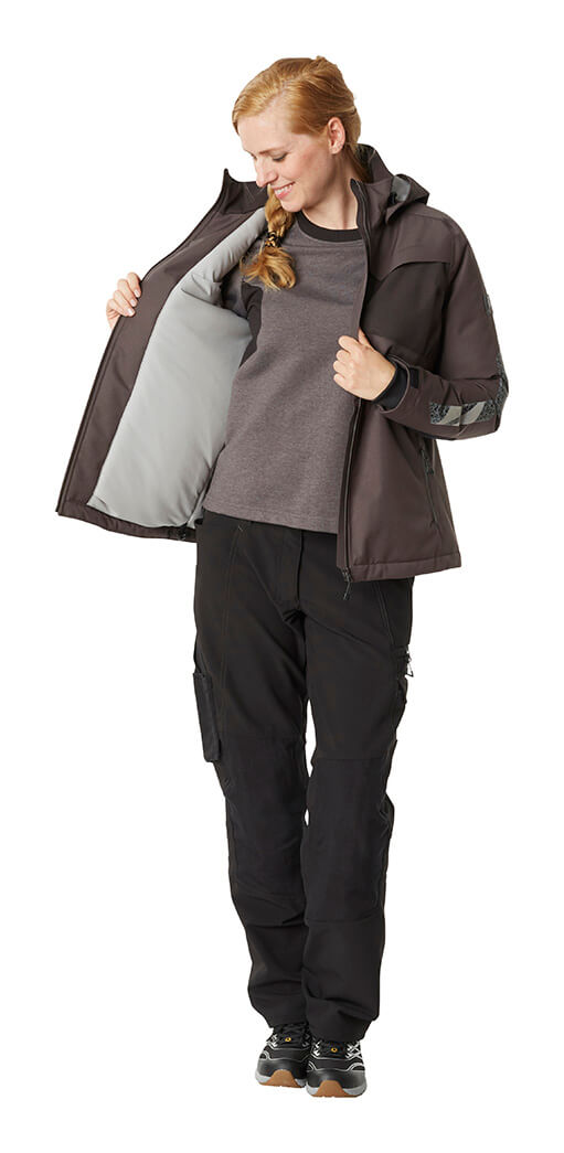 MASCOT® ACCELERATE - Woman - Winter Jacket, T-shirt & Pants
