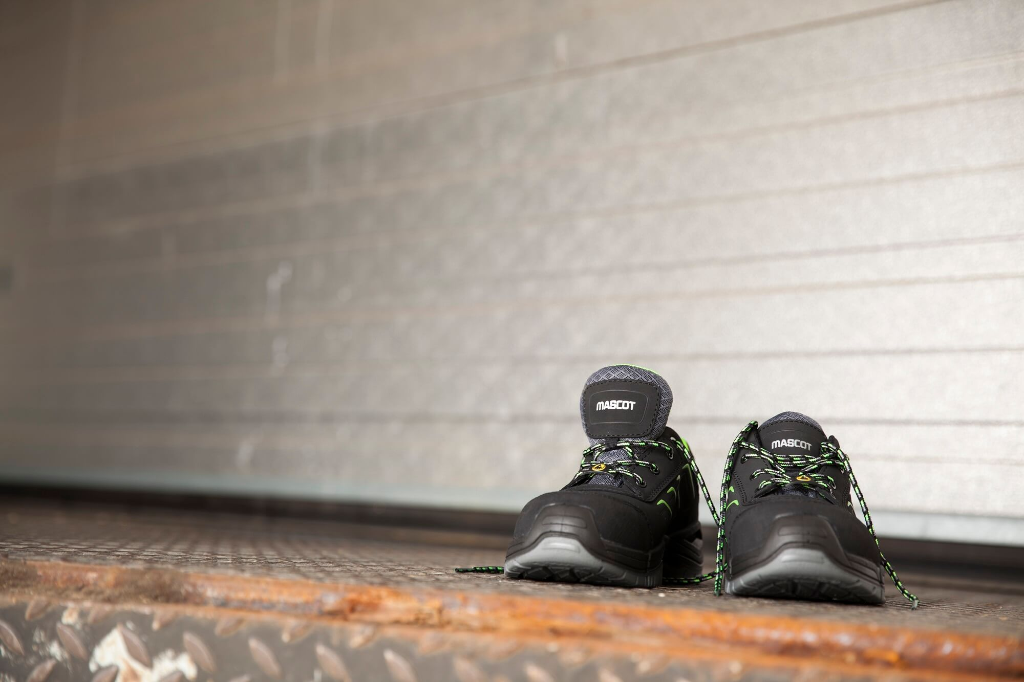 Safety Shoe Black - MASCOT® FOOTWEAR FIT