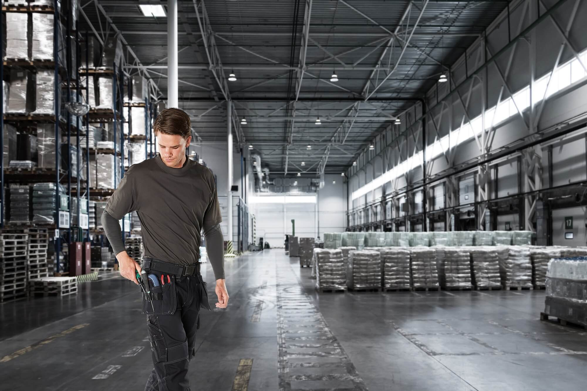 Warehouse - Man - Workwear
