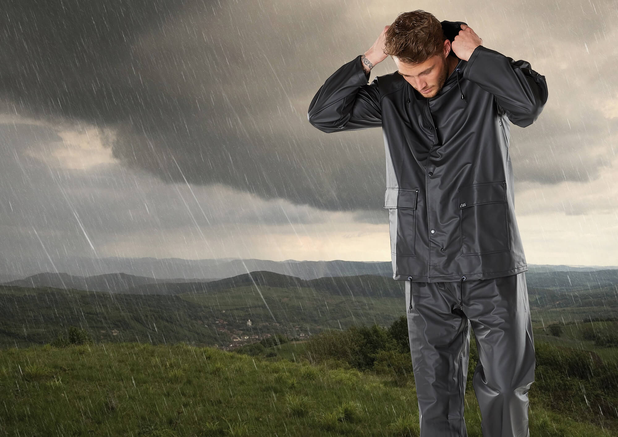 Rain Jacket & Pants - MACMICHAEL® WORKWEAR
