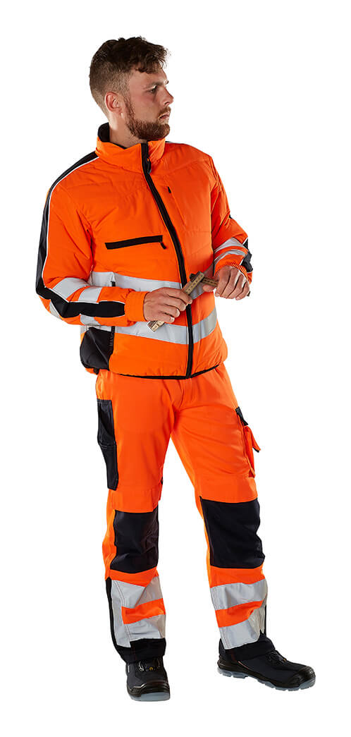 Fluorescent orange - Safety Clothing - MASCOT® SAFE SUPREME - Model